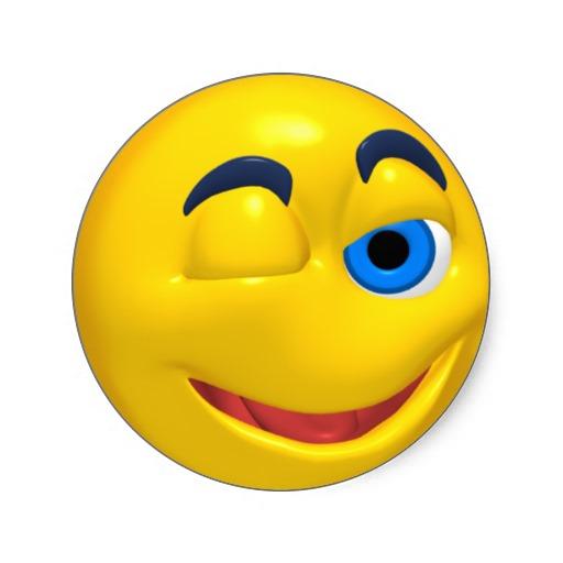 smart ass smiley jpg 422x640